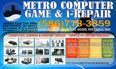 Metro Computer Group - Eastpointe, MI