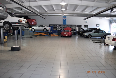 European Star Motors - BMW and Mercedes Benz ONLY - Spring, TX