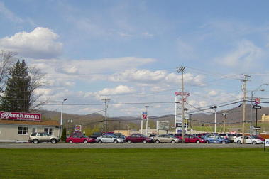 Hershman Pre Owned Auto Sales