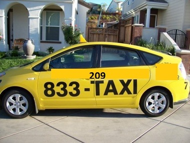 Yellow Cab Co - Tracy, CA
