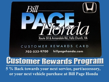 Bill Page Honda - Falls Church, VA