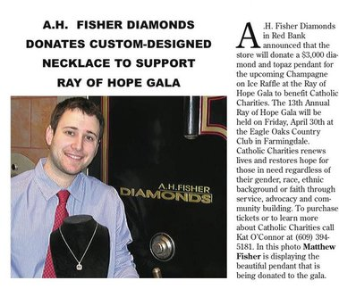 A.H. Fisher Diamonds - Red Bank, NJ