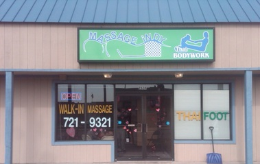 Massage Indy - Fishers, IN