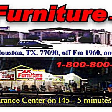 45 Furniture - Houston, TX