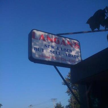 Langan's New & Used Secondhand - Springfield, OR