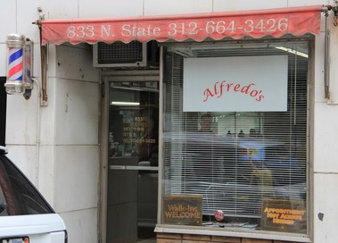 Alfredo's Barber Shop - Chicago, IL