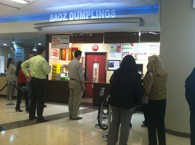 Baoz Dumplings - Houston, TX