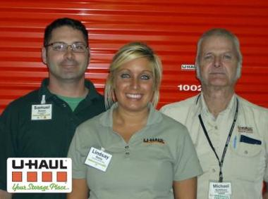 U-Haul Moving & Storage of Saint Peters