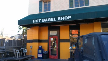 Hot Bagel Shop - Houston, TX