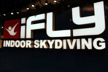 iFLY Hollywood - Universal City, CA