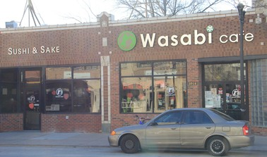 Wasabi Cafe  N Lincoln Ave Chicago