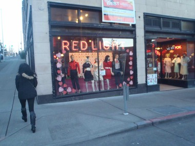 Red Light Clothing Exchange - Seattle, WA