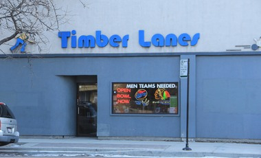 Timber Lanes - Chicago, IL