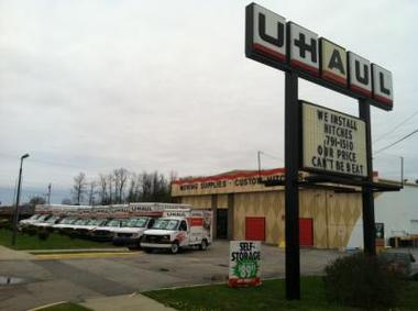 U-Haul Co - Saginaw, MI