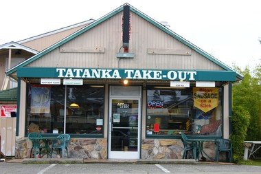 Tatanka Take-Out - Tacoma, WA