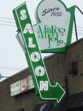 Marco Polo Bar & Grill - Seattle, WA