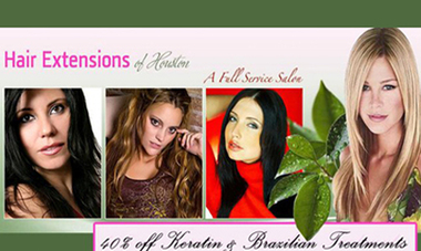 Hair Extensions of Houston - Spring, TX