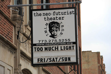 Neo-Futurists - Chicago, IL