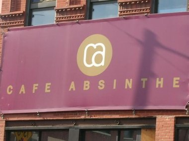 Cafe Absinthe - Chicago, IL