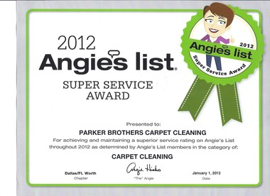 Parker Brothers Carpet Cleaning - Frisco, TX