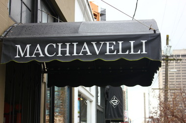 Machiavelli Ristorante - Seattle, WA