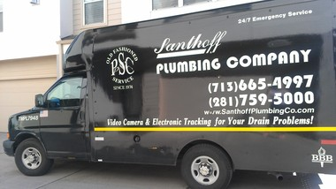 Santhoff Plumbing Company Inc - Houston, TX