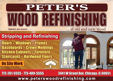 Franks Wood Restoration In Chicago Il 60659 Citysearch