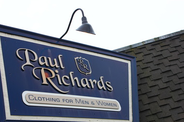 Paul Richards Clothing - Bothell, WA