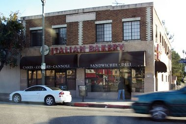 Eagle Rock Italian Bakery - Los Angeles, CA
