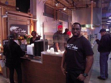 Keven Parker Soul Food Cafe