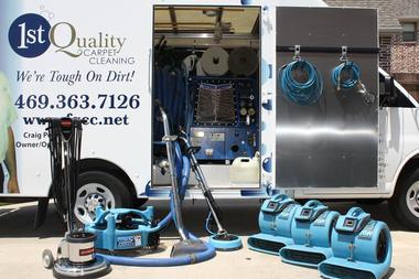 First Quality Carpet Cleaning - Plano, TX