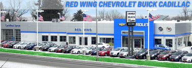 Red Wing Chevrolet Buick Cadillac - Red Wing, MN