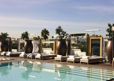 Sls Hotel-Luxury Collection Hotel-Beverly Hills