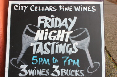 City Cellars Fine Wines - Seattle, WA