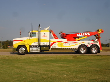 Allen's Towing & Recovery - Union City, TN