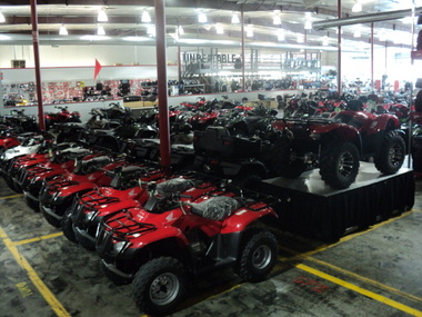 Southern honda powersports chattanooga tn for Honda motorcycle dealers in tennessee