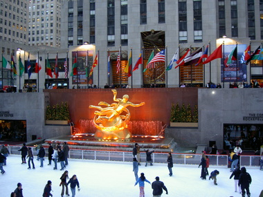 Rockefeller Center - New York, NY