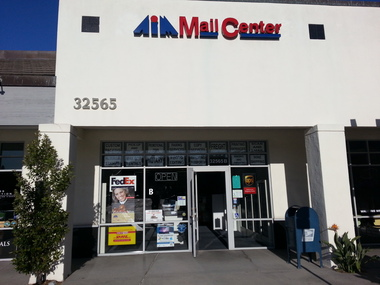AIM Mail Ctr - Dana Point, CA