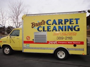 Brad's Carpet Cleaning - Bend, OR