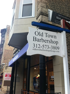 Old Town Barbershop Chicago - Chicago, IL