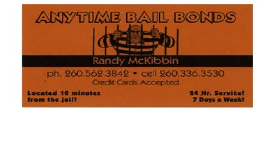 Anytime Bail Bonds - Lagrange, IN