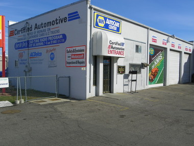 Certified Automotive - Salt Lake City, UT