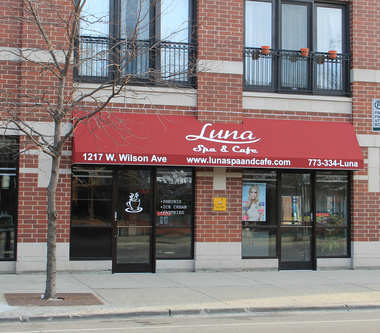 Luna Spa & Cafe - Chicago, IL