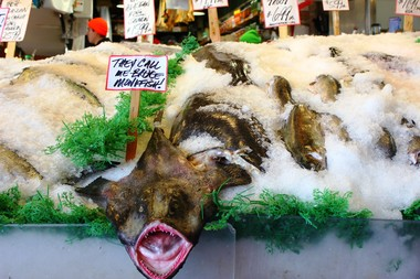 Pike Place Fish Market Inc - Seattle, WA