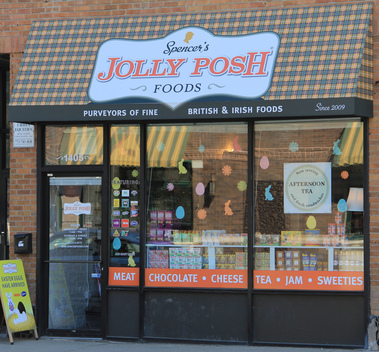 Spencer's Jolly Posh Foods - Chicago, IL