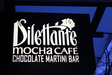 Dilettante Chocolates - Seattle, WA
