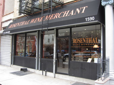 Rosenthal Wine Merchant - New York, NY