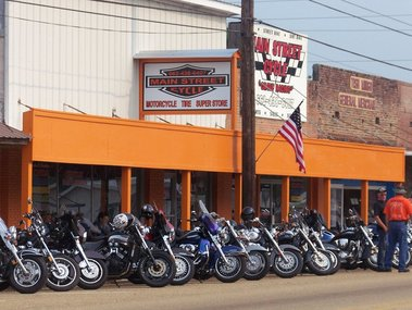 Main Street Cycle - Tishomingo, MS