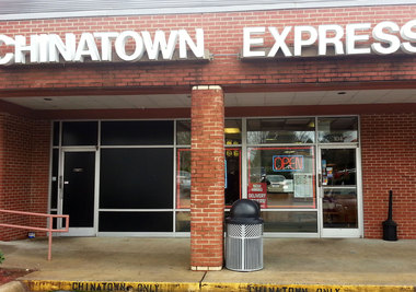 New China Town Express - Raleigh, NC