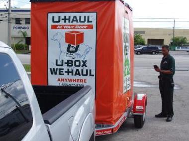U-Haul Co - Pompano Beach, FL